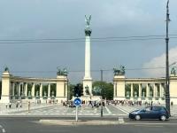 2019 07 19 Budapest Heldenplatz