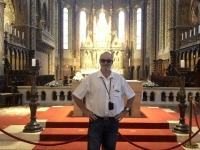 2019 07 19 Budapest Matthiaskirche innen