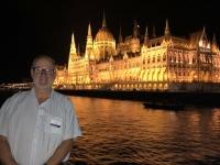 2019 07 19 Budapest Parlament bei Nacht