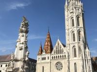 2019 07 19 Budapest mit Matthiaskirche