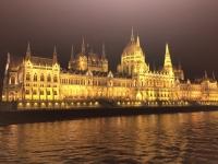 2019 07 19 Budapest mit nächtlichem Parlament
