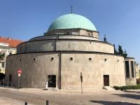 2019 07 20 Pecs Kirche und Moschee