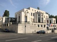 2019 07 21 Belgrad Französische Botschaft