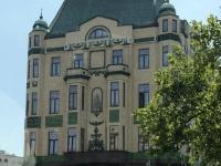 2019 07 21 Belgrad Hotel Moskau