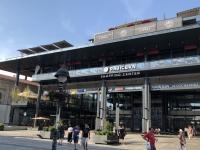 2019 07 21 Belgrad neues Einkaufscenter in Fußgängerzone