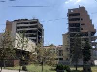 2019 07 21 Belgrad von NATO zerbombte Häuser