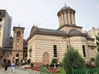 2019 07 23 Bukarest Kirche vom Hl Anton