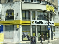 2019 07 23 Bukarest Raiffeisen stark vertreten