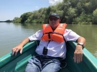 2019 07 24 Delta Safari Lauschen bei den Erklärungen