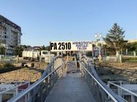 2019 07 25 Schiffsanleger in Tulcea