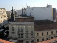 2019 07 21 Belgrad Blick vom Einkaufscenter