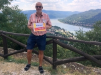 2019 07 19 Visegrad Donauknie Reisewelt on Tour