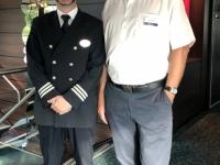 Kreuzfahrtdirektor Christian Birner aus Wien
