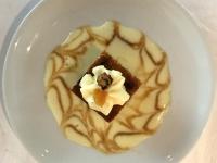 Dessert Brioche au Flan