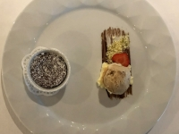 Dessert Fondant au Chocolat