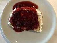Dessert MS Amadeus Diamond Baked Alaska