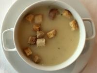 Suppe Knoblauchcremesuppe