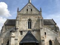 2019 08 01 Petit Les Andelys Kirche St Saveur