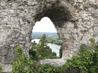 2019 08 01 Toller Blick vom Chateau Gaillard