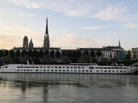 2019 08 01 Vorbeifahrt in Rouen