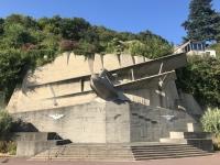 2019 08 02 Caudebec en Caux Flieger Denkmal