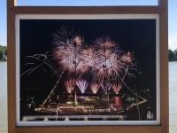 2019 08 02 Caudebec en Caux Fotoausstellung Armada Schiffstreffen