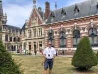 2019 08 02 Fecamp Besuch Benediktiner Palast