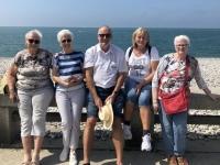 2019 08 02 Fecamp Strandpromenade mit netten TN