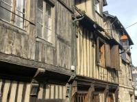 2019 08 03 Honfleur Gefängnisstrasse