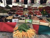 2019 08 03 Honfleur Gemüsemarkt
