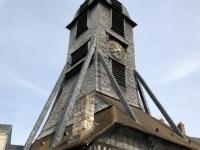2019 08 03 Honfleur Kirchenturm