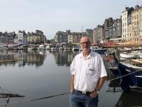 2019 08 03 Honfleur idyllischer alter Hafen