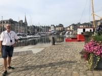 2019 08 03 Honfleur im alten Hafen