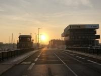 2019 08 03 Le Havre Sonnenaufgang