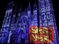 2019 08 03 Rouen Ton und Lichtershow 2