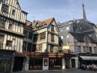 2019 08 04 Rouen Altstadt