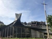 2019 08 04 Rouen Denkmal der Jungfrau von Orleans