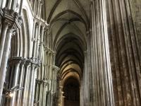 2019 08 04 Rouen Kathedrale Notre Dame innen