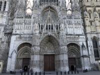2019 08 04 Rouen Kathedrale Notre Dame