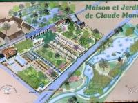 2019 08 05 Giverny Garten von Monet Übersicht
