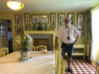 2019 08 05 Giverny Haus von Monet Original mit Stutz