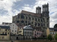 2019 08 05 Vorbeifahrt in Mantes la Jolie