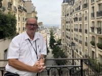 2019 08 06 Paris Blick vom Montmatre Richtung Norden