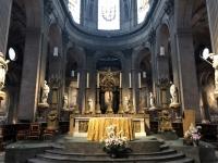 2019 08 06 Paris Kirche St Sulpice Drehort für den Da Vinci Code