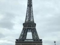 2019 08 06 Paris Wahrzeichen Eiffelturm
