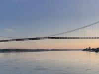 2019 08 02 Brücke von Tancarville