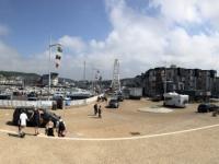 2019 08 02 Fecamp Strandpromenade