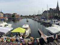 2019 08 03 Honfleur alter Hafen