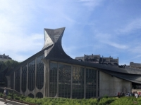 2019 08 04 Rouen Denkmal Jungfrau von Orleans