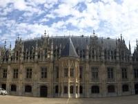 2019 08 04 Rouen Justizpalast
